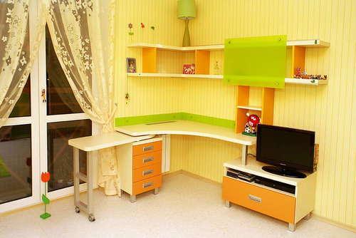 Мебель для детской комнаты 1