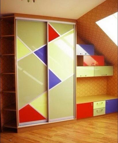 Шкаф купе мансардный шкаф купе в детскую
